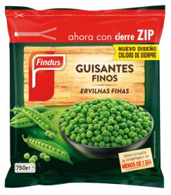 Guisantes Findus finos 750 g