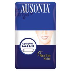 Compresa Ausonia noche superplus 10 u