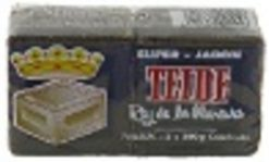 Jabón Teide cuadrado 2x300 g