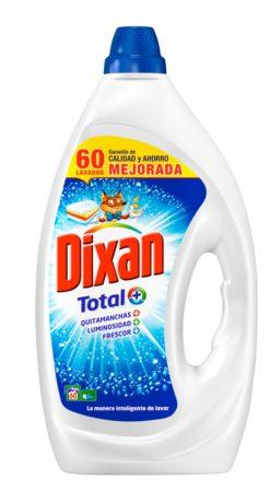Detergente Dixan Gel 60 lavados