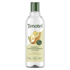 Champú Timotei 2 en 1 delicado 400 ml