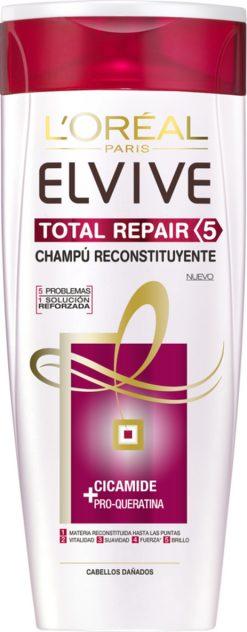 Champú Elvive total repair 370ml