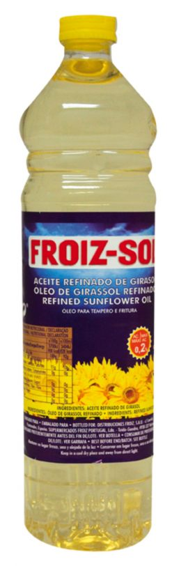 Aceite Froiz-sol girasol 1 l