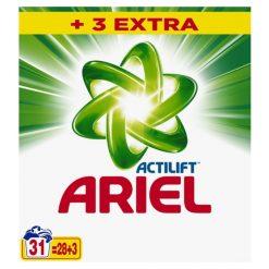 Detergente Ariel maleta 28+3 cacitos