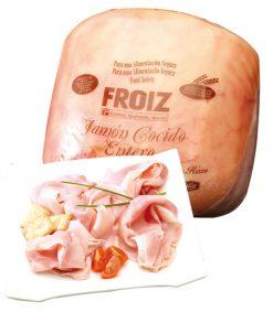 Jamón cocido Froiz extra kg