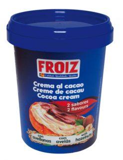 Crema Froiz Cacao-Avellanas dúo 500 g