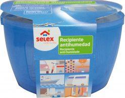 Antihumedad Selex aparato + recambio 450g