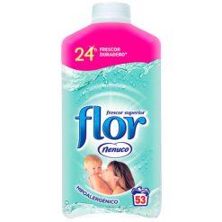 Suavizante Flor concentrado nenuco 45+8 lavados