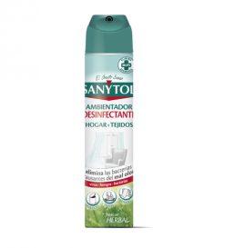 Desinfectante Sanytol hogar y tejidos 300 ml
