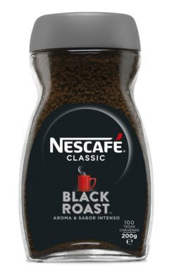 Café Nescafé Classic Black Roast 200 g