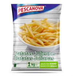 Patata prefrita Pescanova Julienne 1 kg