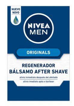 After shave Nivea bálsamo regene. 100 ml