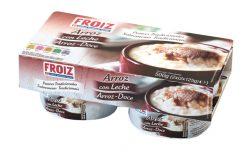Arroz con leche Froiz 4x125 g