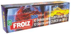 Bolsas cubitos hielo Froiz 200 cubos