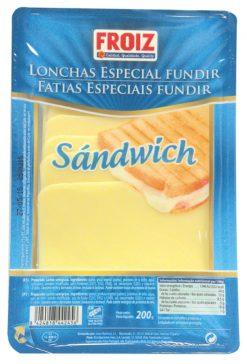 Froiz Sándwich lonchas 200 g